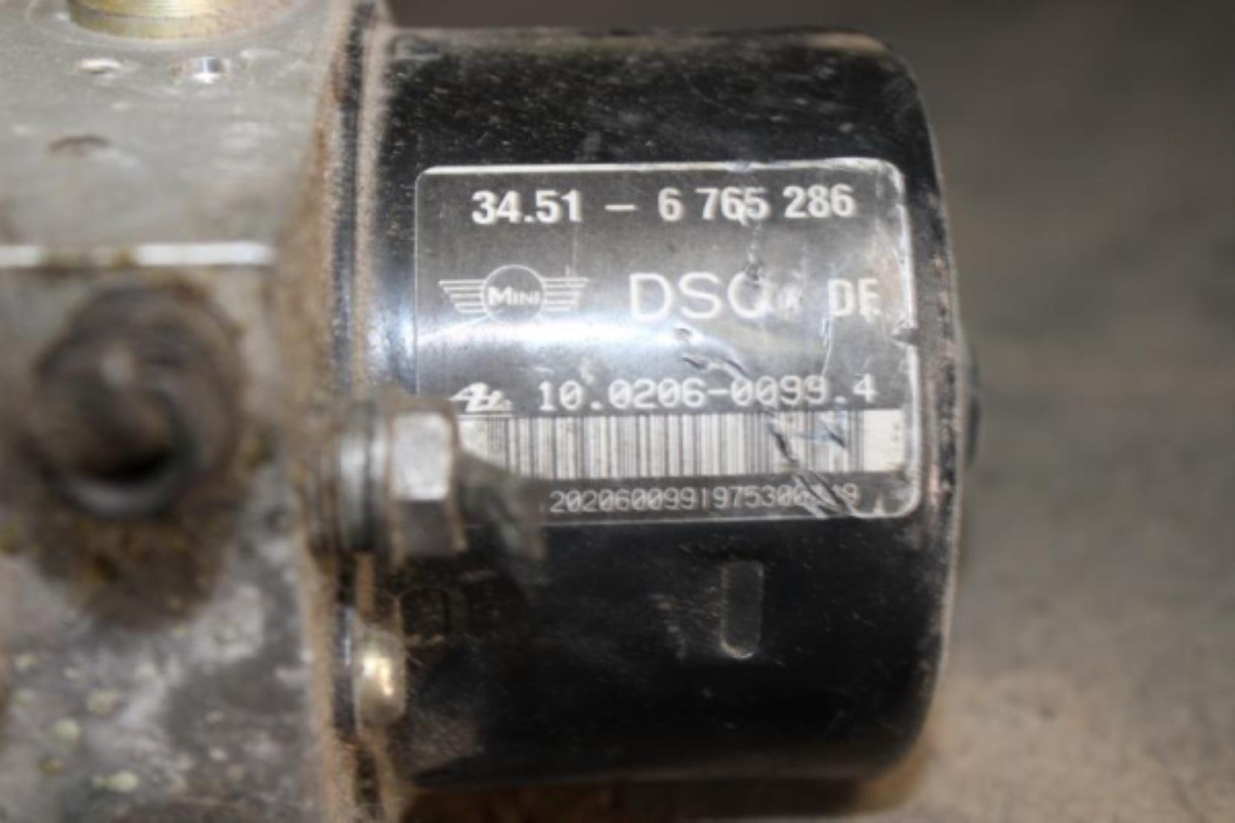 Εικόνα από ABS  MINI COOPER R50 R53 (2002-2006)  3451-6765286