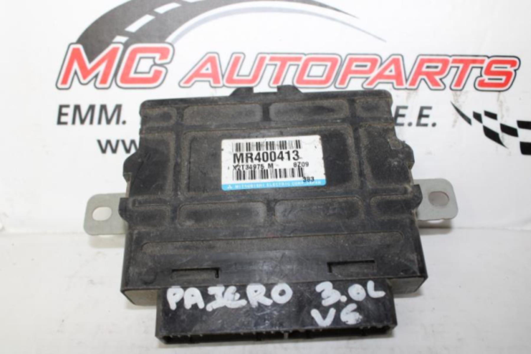 Εικόνα από Πλακέτα  MITSUBISHI PAJERO (2002-2007)  MR400413   ABS control