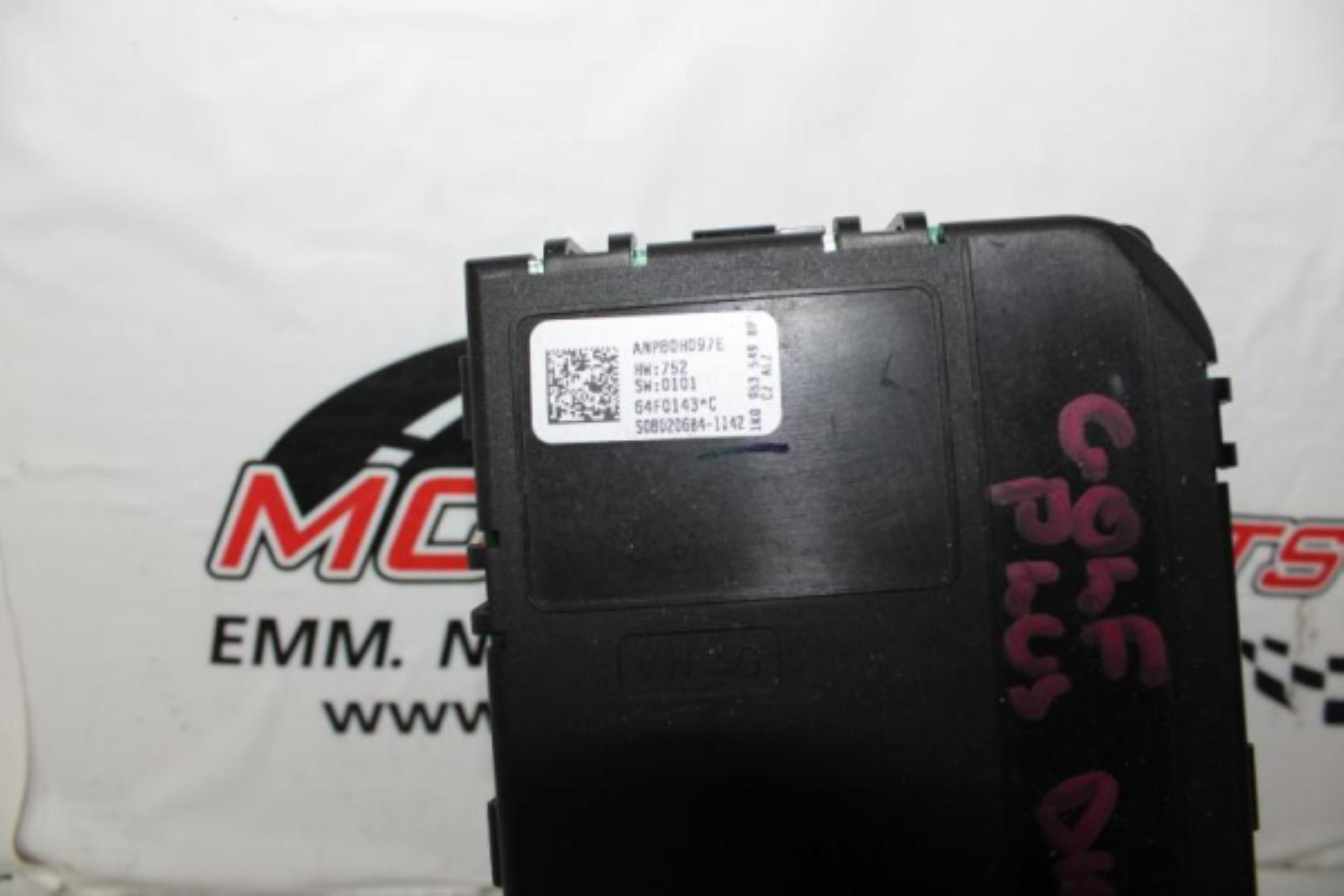 Εικόνα από Πλακέτα  VW GOLF 5 (2004-2008)  1K0953549BP   τιμονιού PLUS