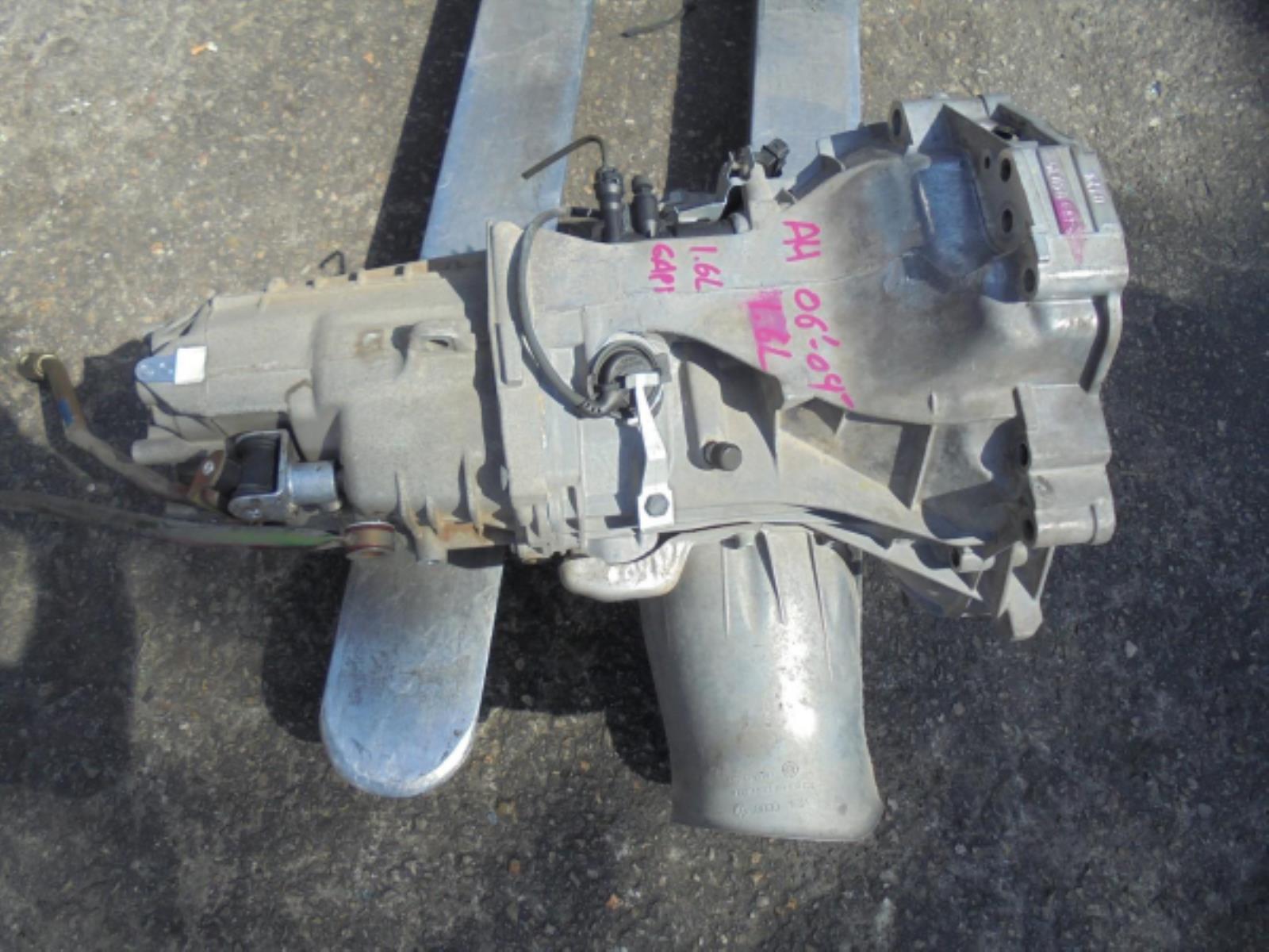 Εικόνα από Σασμάν 2WD  Χειροκίνητο  AUDI A4 (2005-2008) 1600cc HFC   5 τάχυτο