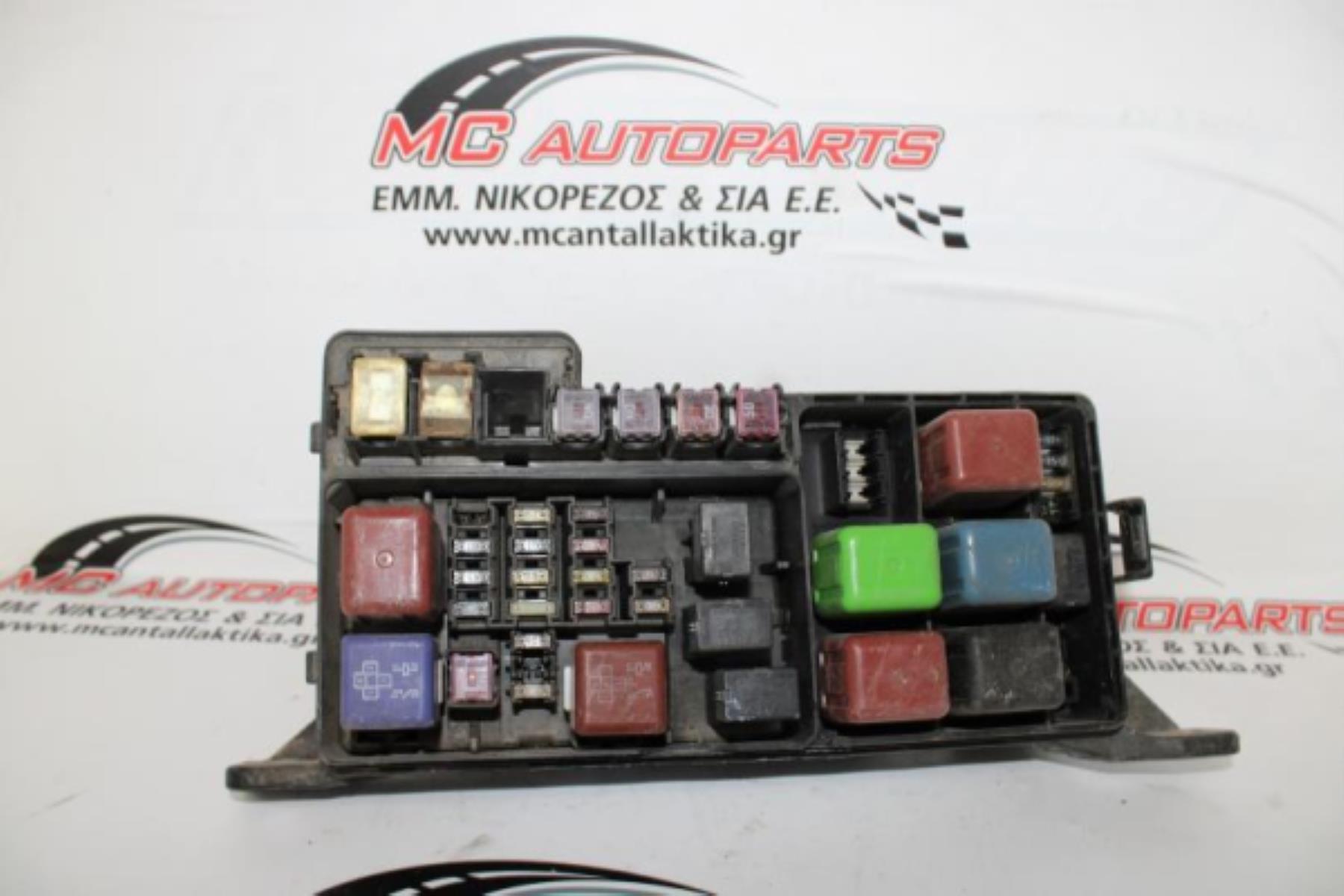Εικόνα από Ασφαλειοθήκη  LEXUS RX300 (2000-2003)     έξω
