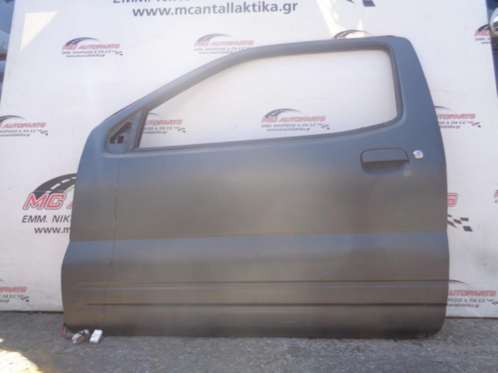 Picture of Πόρτα  Εμπρός Αριστερή  SUZUKI IGNIS (1999-2002)     SPORT, 2π