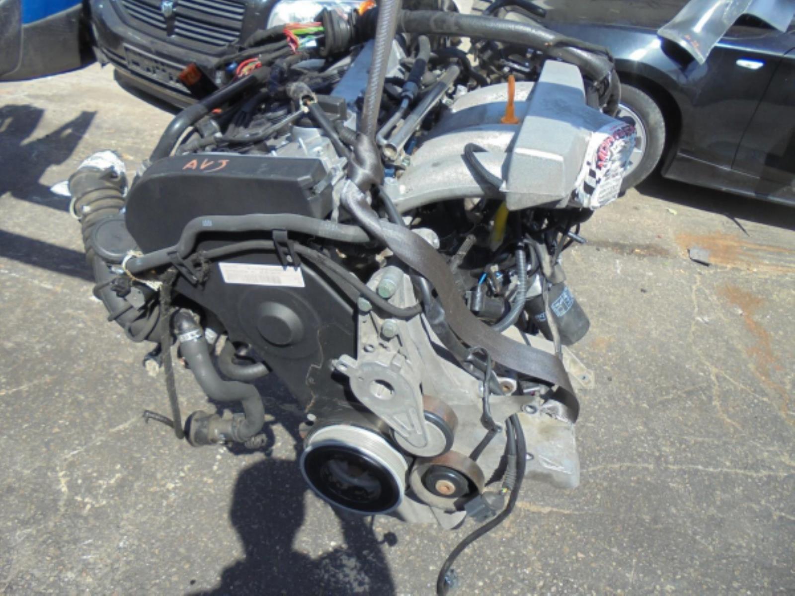 Εικόνα από Κινητήρας Μοτέρ  AUDI A4 (2001-2005) 1800cc AVJ   Turbo Quattro βενζίνη