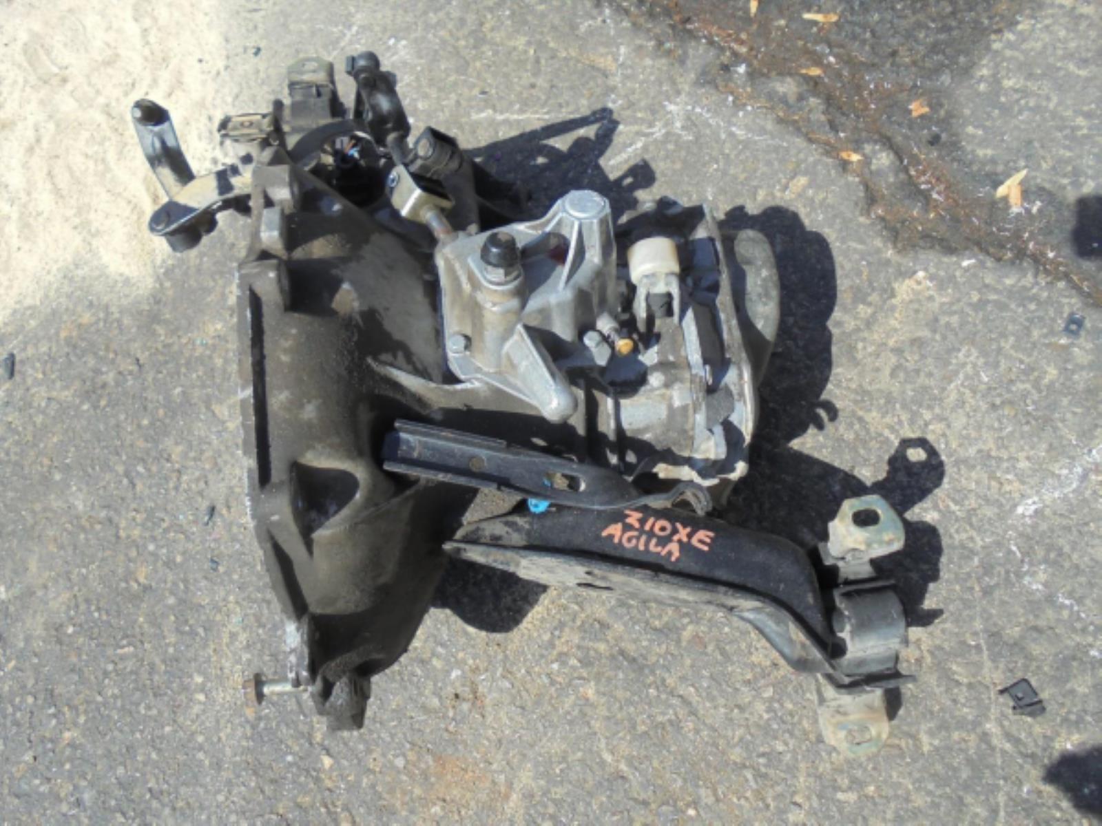 Εικόνα από Σασμάν 2WD  Χειροκίνητο  OPEL AGILA A (1999-2008) 1000cc F13C/3.74   βενζίνη