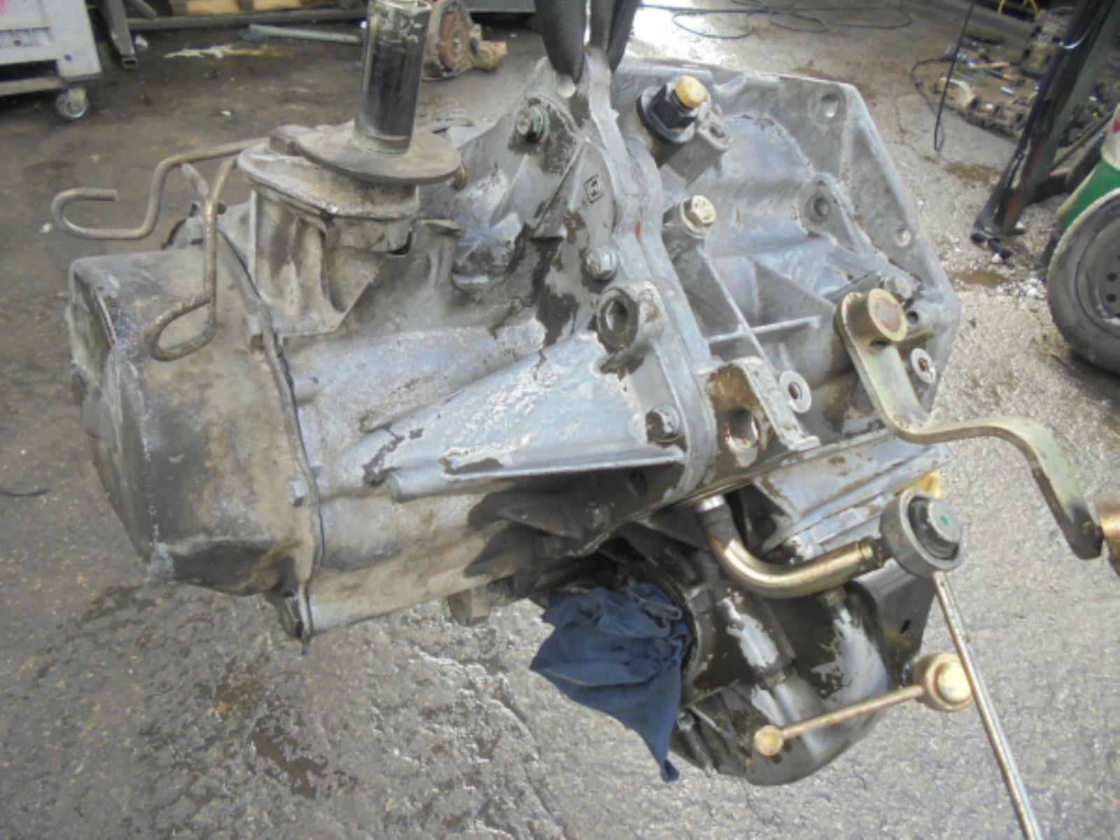 Εικόνα από Σασμάν 2WD  Χειροκίνητο  PEUGEOT PARTNER (2002-2008) 1600cc NFU