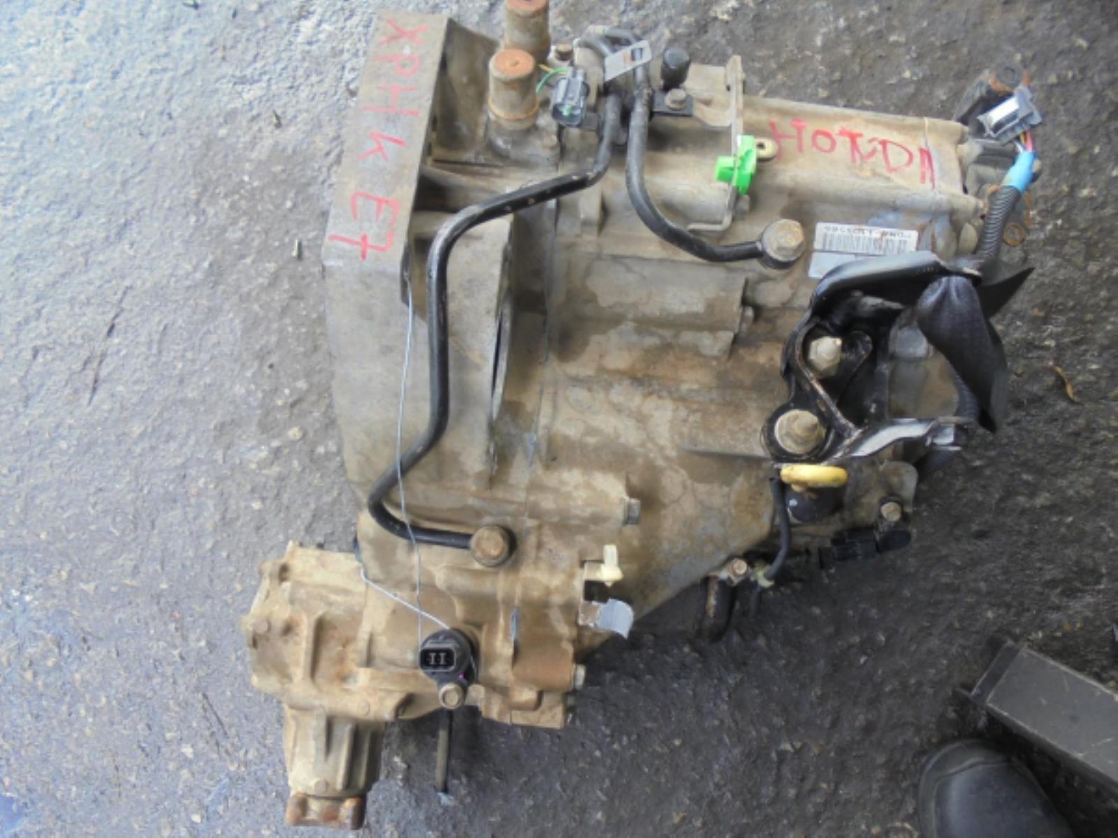 Εικόνα από Σασμάν 4WD  Αυτόματο  HONDA CR-V (1996-2002) 2000cc XRHKE7   και βοηθητικό, λεβιέ στο τιμόνι