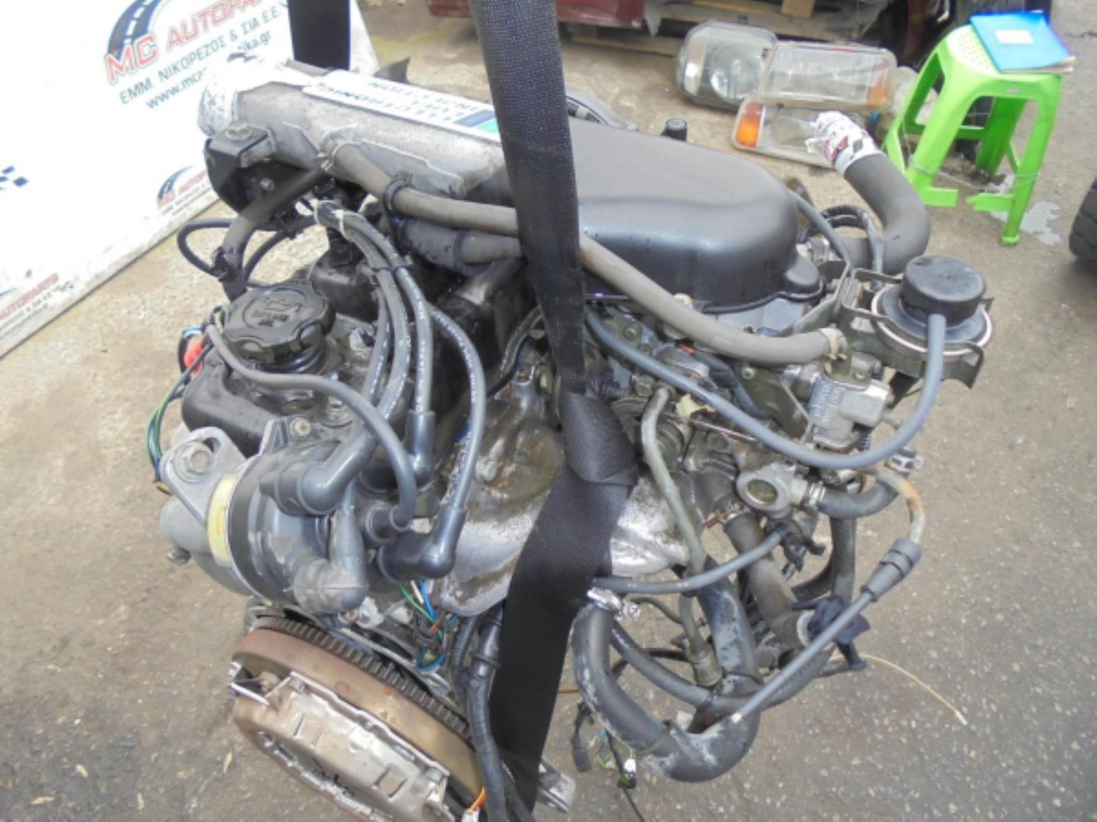 Εικόνα από Κινητήρας Μοτέρ  SUZUKI VITARA (1993-1998 | 1998-2004) 1600cc G16A   8V