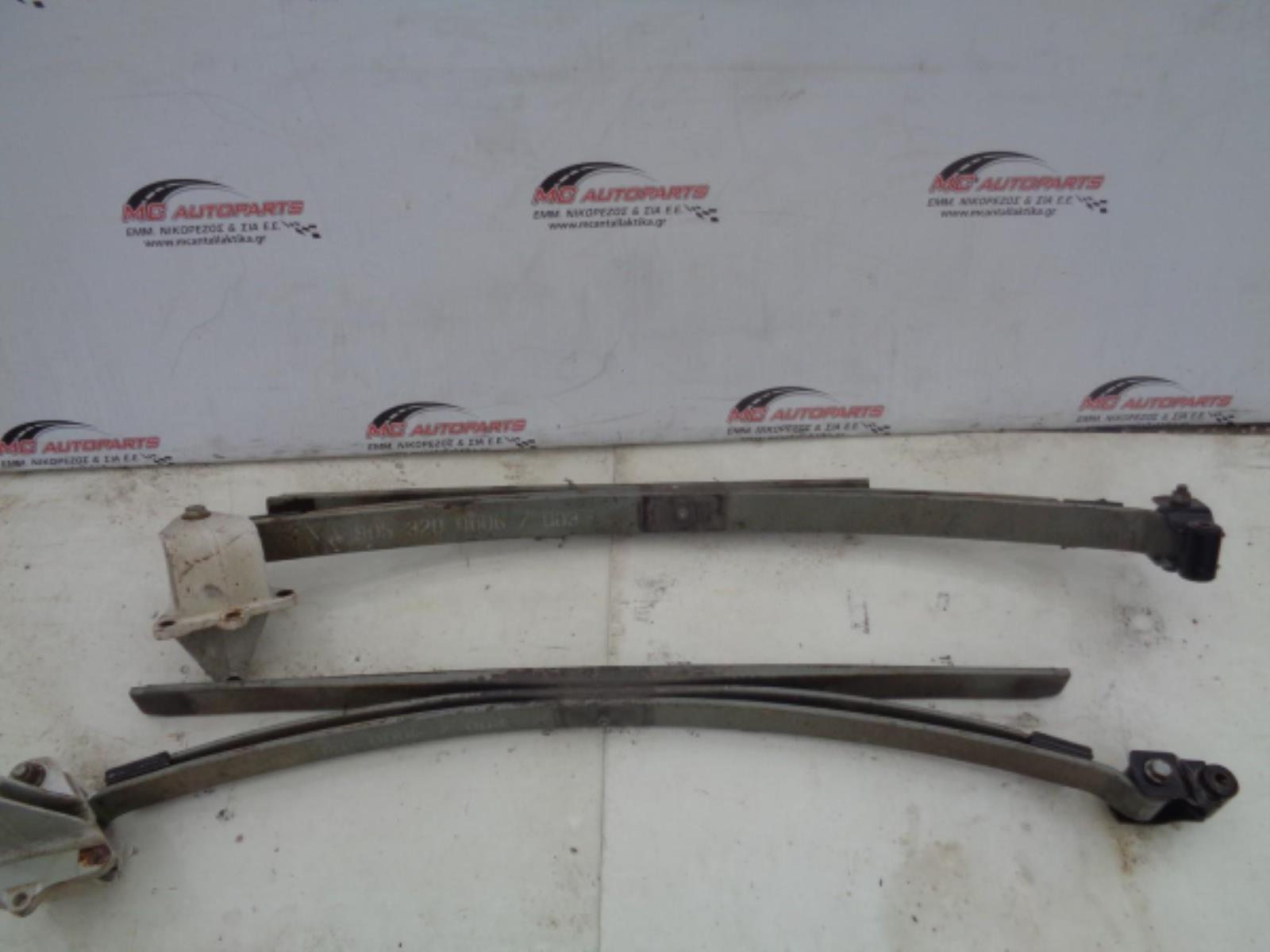 Εικόνα από Σούστα  Ζευγάρι  MERCEDES SPRINTER 208-408 (2006-2012)  905 320 0006   147cm