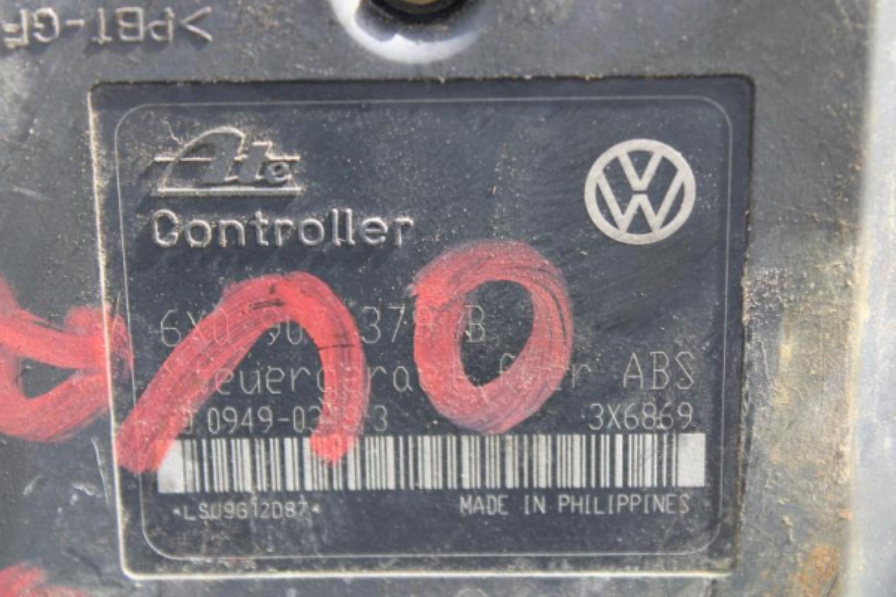 Εικόνα από ABS  VW POLO (1999-2001)  6X0614117 10.0204-0190.4