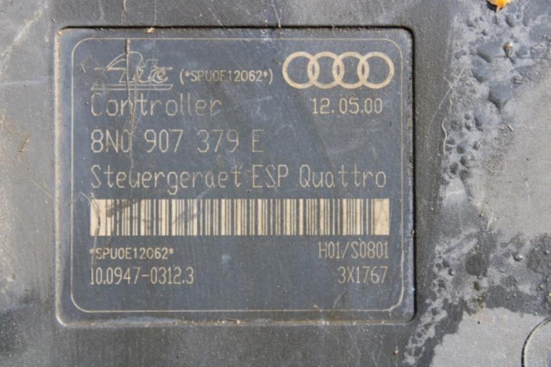 Εικόνα από ABS  VW POLO (1999-2001)  8N0614517C 10.0399-2471.4
