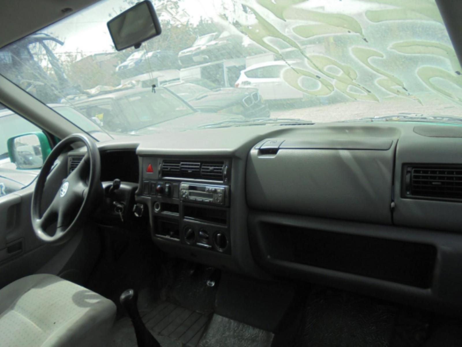 Εικόνα από Τροπέτο φανοποιίας  VW TRANSPORTER T4 (1991-2003)     facelift