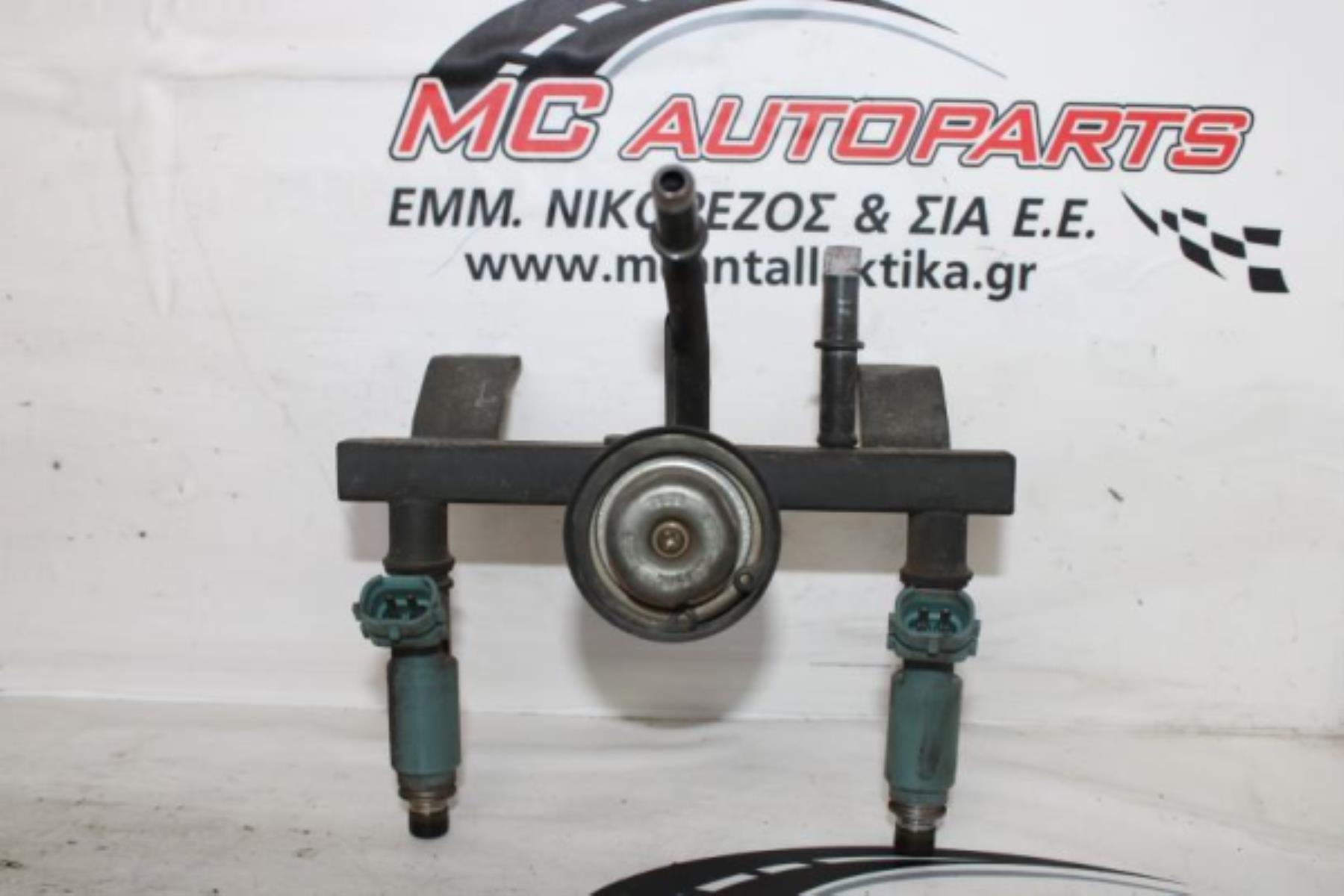Εικόνα από Μπεκιέρα  MAZDA RX-8 (2003-2012)  195500-4460   με μπεκ