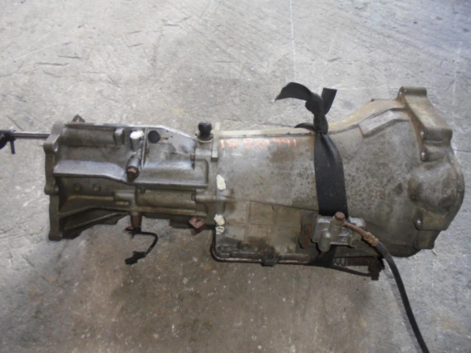 Εικόνα από Σασμάν 4WD  Χειροκίνητο  MITSUBISHI PAJERO PININ (1999-2007) 2000cc KV5M21AMJ