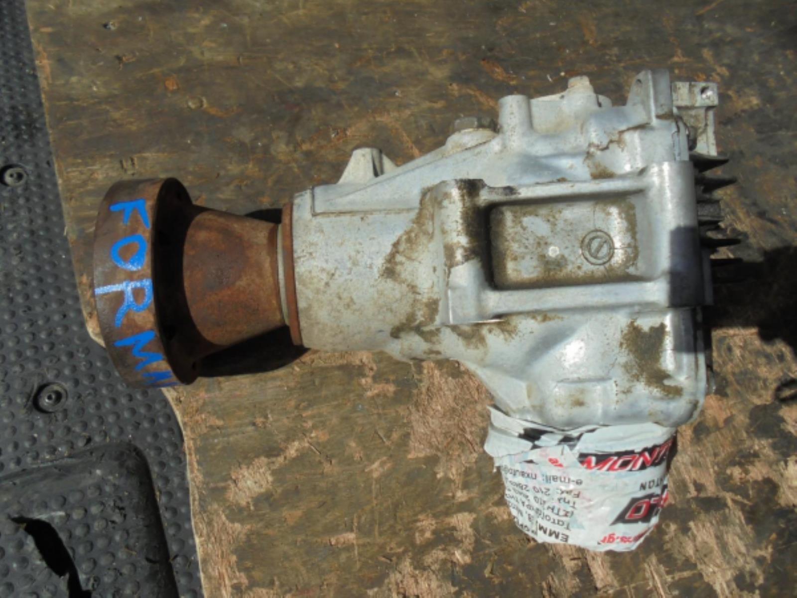Εικόνα από Σασμάν 4WD  Χειρ.Βοηθητικό  FORD MAVERICK (2000-2008) 2000cc