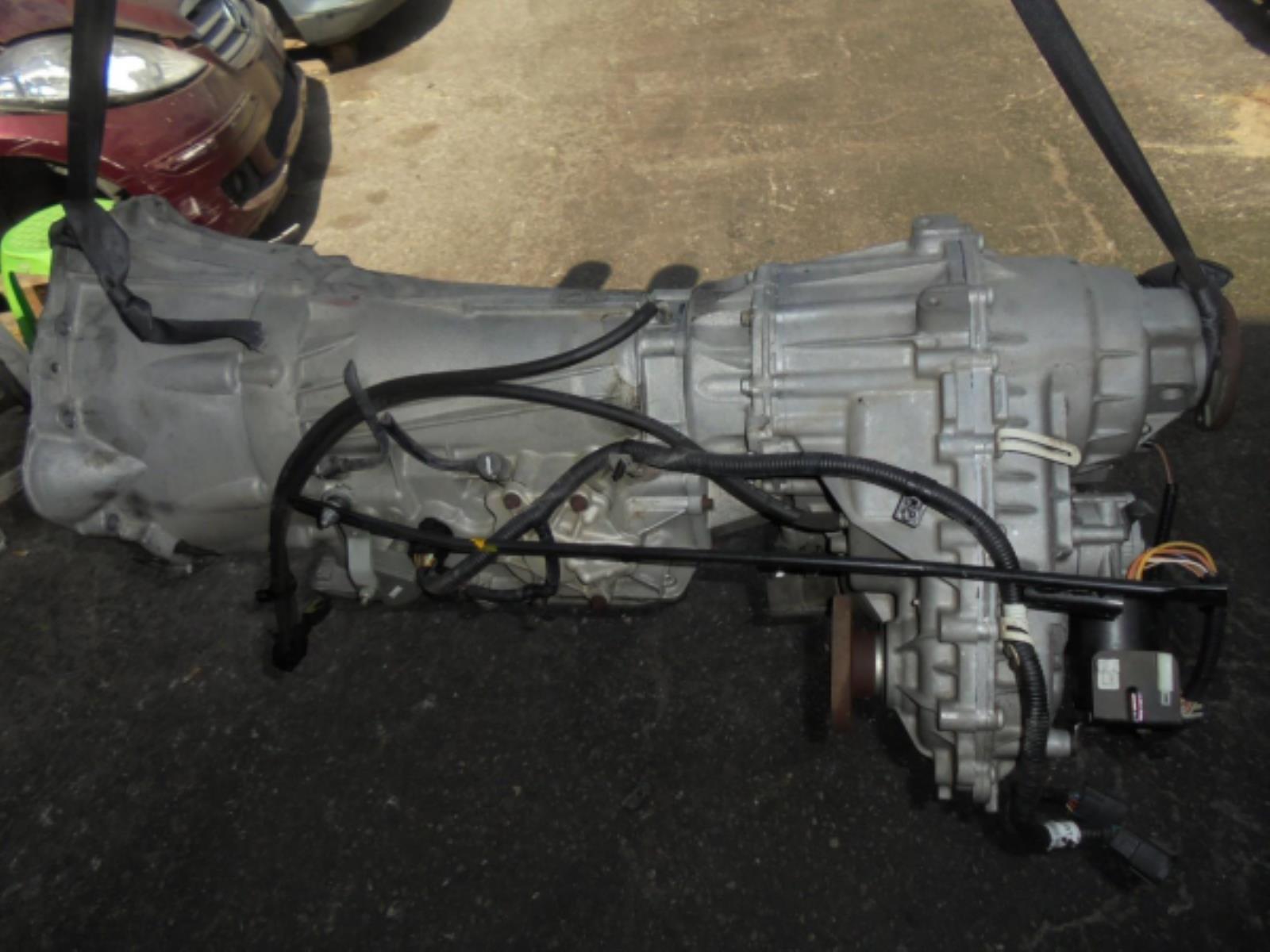 Εικόνα από Σασμάν 4WD  Αυτόματο  SSANGYONG KYRON (2009-2014) 2000cc    και βοηθητικό Turbo Diesel