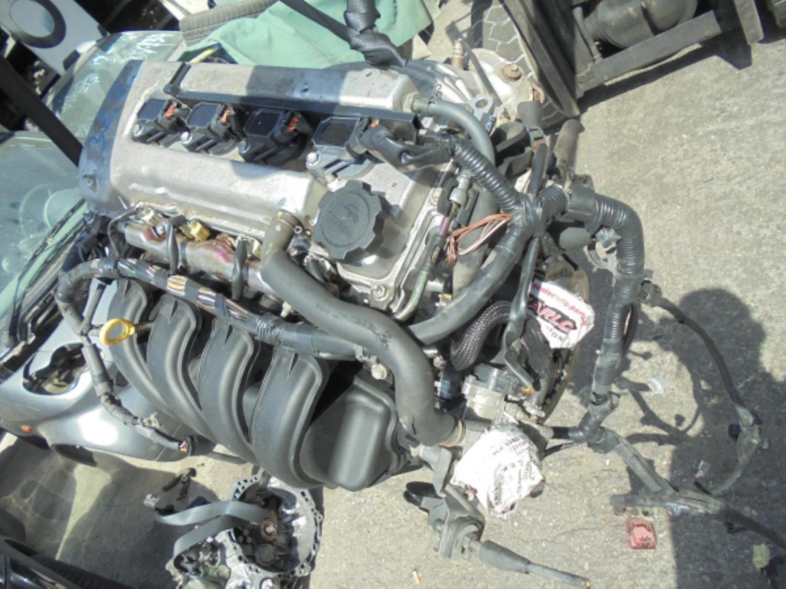 Εικόνα από Κινητήρας Μοτέρ  TOYOTA COROLLA (2002-2007) 1600cc 3ZZ