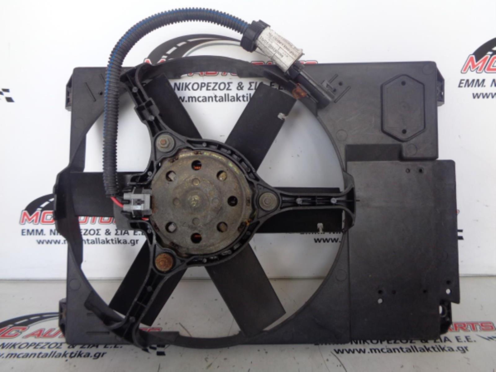 Εικόνα από Βεντιλατέρ  FIAT DUCATO (2002-2006)  8240120   νερού και aircondition σε πλαίσιο