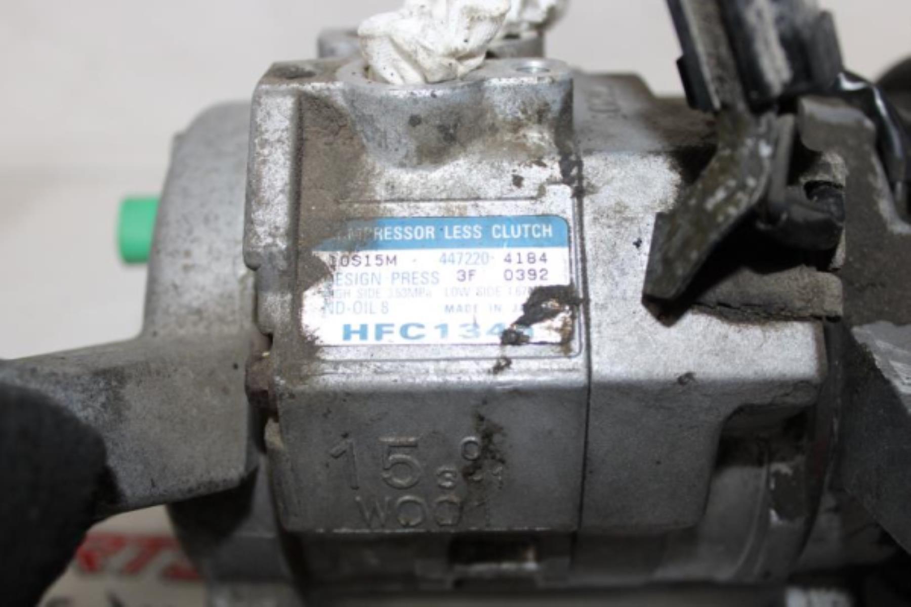 Εικόνα από Κομπρεσέρ Air Condition  CHRYSLER PT CRUISER (2001-2005)  447220-4184
