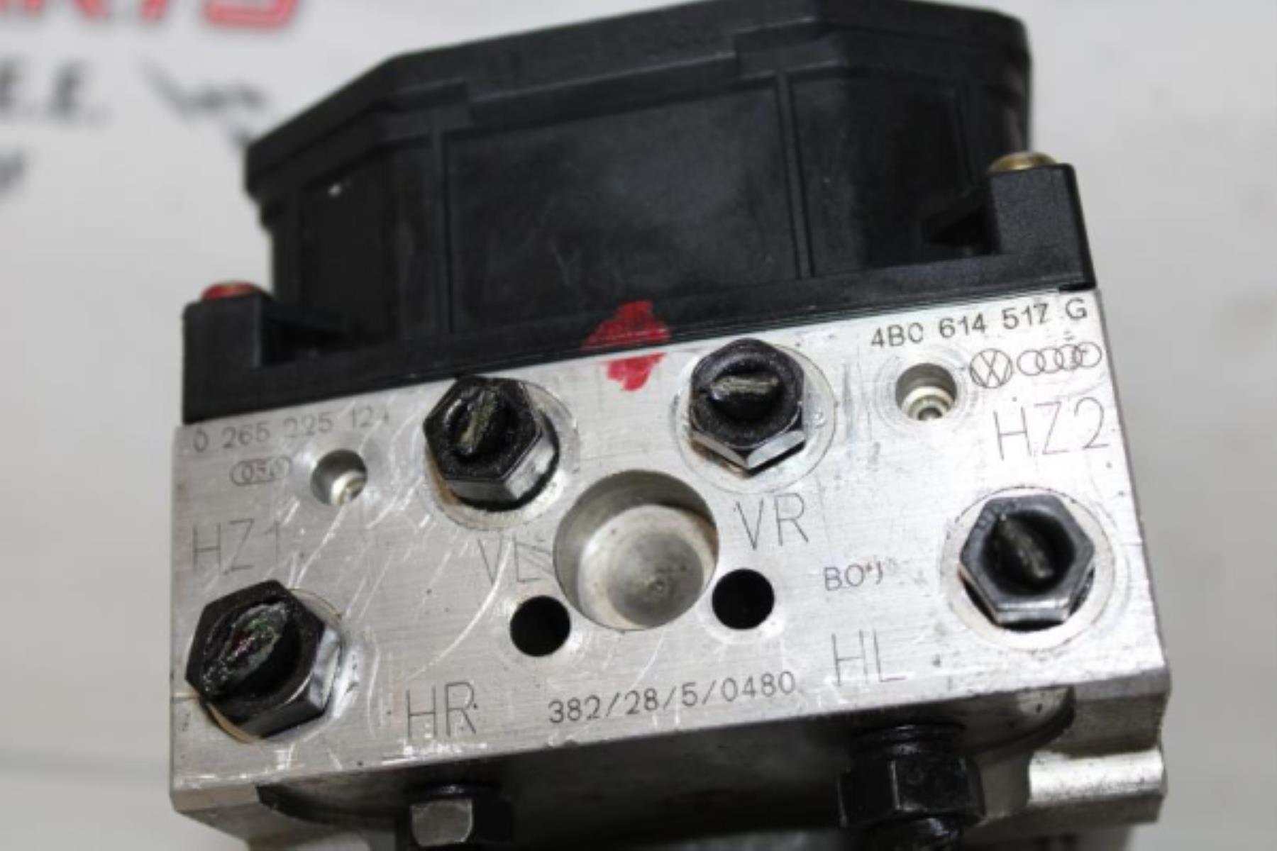 Εικόνα από ABS  VW PASSAT (2000-2005)  0265225124 4B0614517G