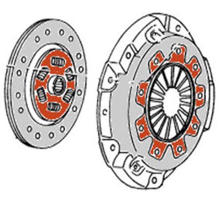 Εικόνα για την κατηγορία Δίσκο - Πλατό